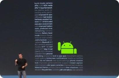 Android L introducirá controles manuales para la cámara