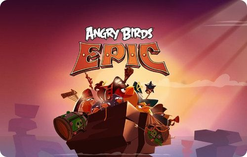 Angry Birds Epic ya está disponible