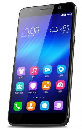 Anunciado el Huawei Honor 6: octa-core y 3GB de RAM