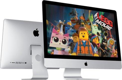 Apple anuncia su nueva iMac de 21,5 pulgadas y menor costo