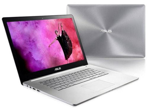Asus anuncia la Zenbook NX500 con pantalla 4K