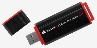 Corsair anuncia su nueva memoria USB 3.0 de alta capacidad