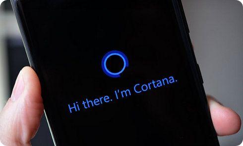 Cortana tendrá activación por voz pasiva
