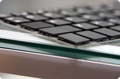 Darfon presenta su teclado maglev para notebooks