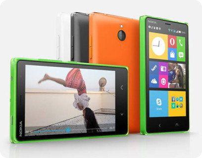 El Nokia X2 ya es oficial: primer smartphone Android de Microsoft