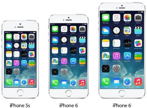 El iPhone 6 tendrá sensores atmosféricos
