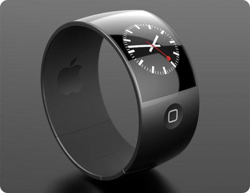 El iWatch será lanzado con iOS 8 y tendrá una pantalla curva
