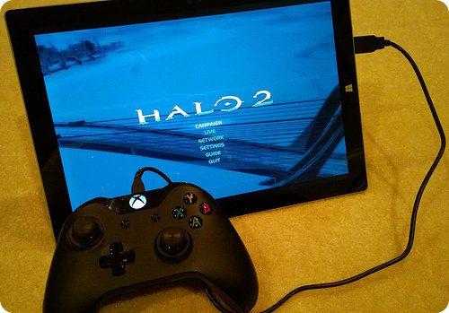 El mando de la Xbox One ya se puede usar en Windows