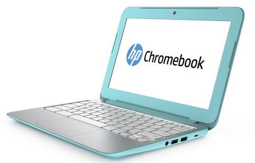 HP anuncia su nueva Chroomebook y una SlateBook Android