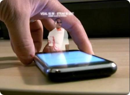 Hologramas en smartphones: cada vez más cerca