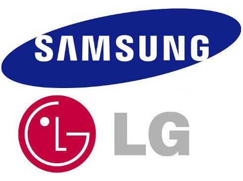 LG y Samsung preparan smartphones con pantallas flexibles