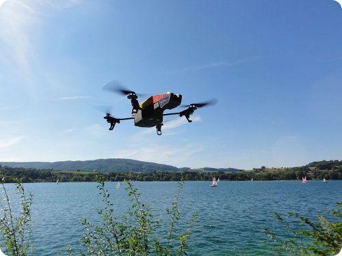 La CNN quiere comenzar a utilizar drones