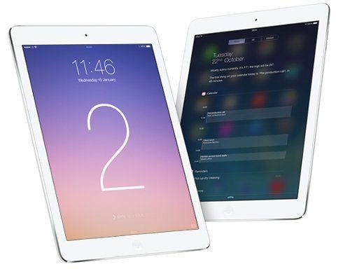 La pantalla del iPad Air 2 entrará en producción muy pronto