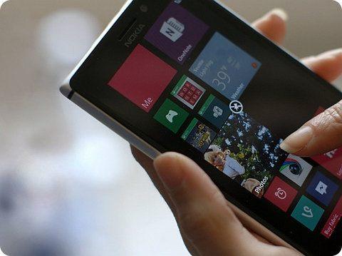 Microsoft prepara un Lumia con control mediante gestos