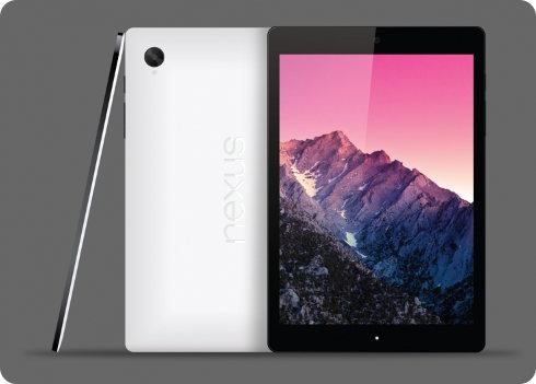 Nexus 9: la nueva tablet de HTC y Google