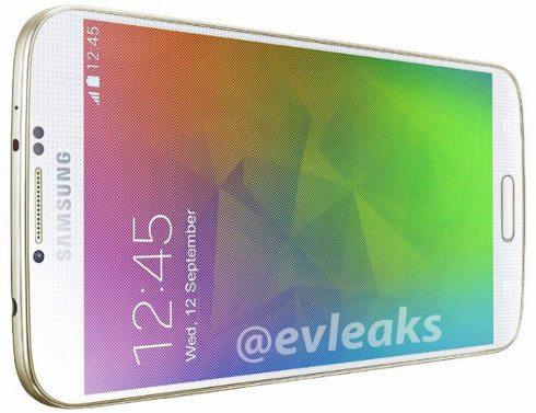 Nueva imagen del poderoso Samsung Galaxy F