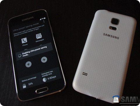 Nuevos detalles y fotos del Samsung Galaxy S5 Mini