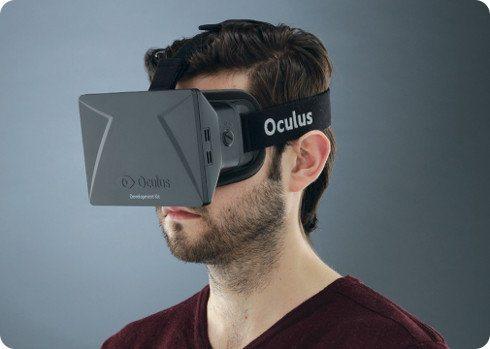 Oculus espera millones de ventas para su casco VR