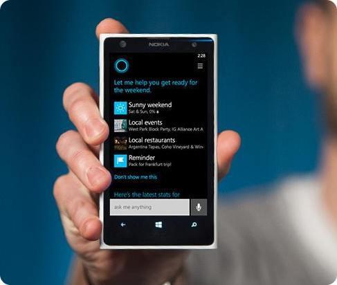 Por ahora Cortana no llegará a Android ni tampoco a iOS