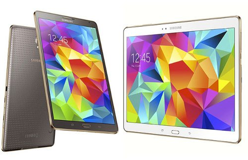 Samsung Galaxy Tab S vs iPad