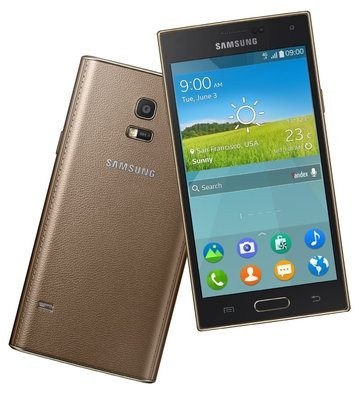 Samsung Z: el primer smartphone con sistema operativo Tizen