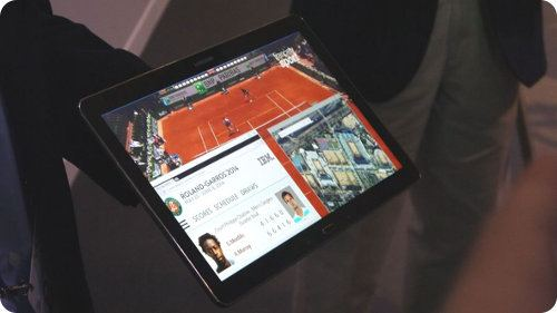 Samsung prepara una tablet 4K