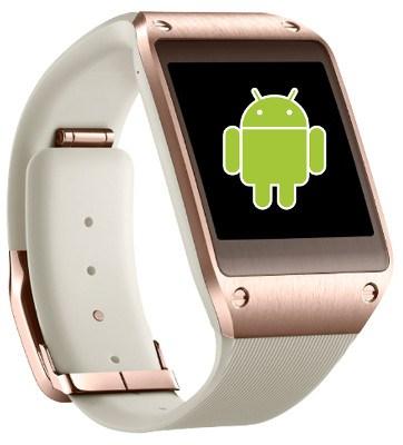 Samsung presentaría un smartwatch Android Wear en el Google I/O 2014