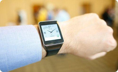 Samsung y LG muestran sus dispositivos Android Wear
