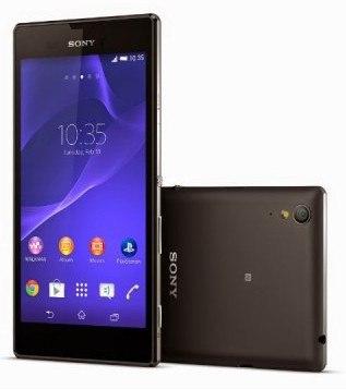 Sony anuncia el Xperia T3: el smartphone de 5,3 pulgadas más delgado del mundo