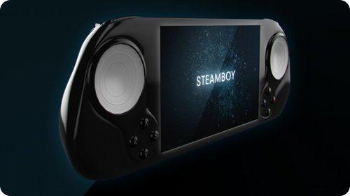 Steamboy: la versión portátil de Steam está en desarrollo