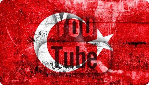 Turquía quita el bloqueo a YouTube luego de dos meses
