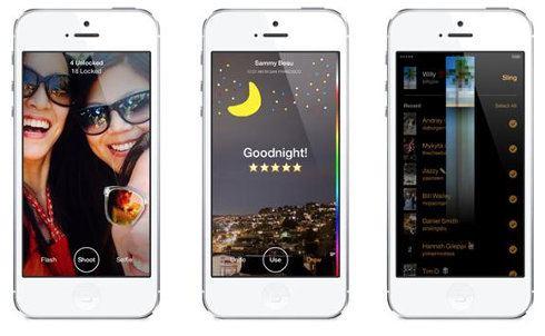 Ya está disponible Slingshot, el nuevo competidor de Snapchat