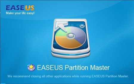 EasyUS Partition Master
