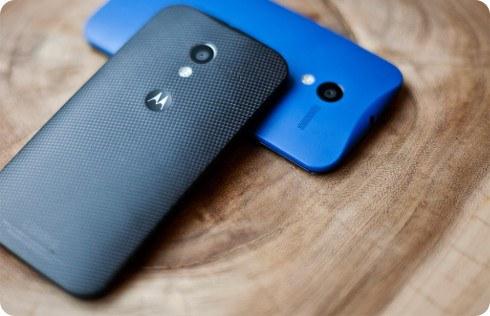 Android L llegará al Moto X y al Moto G