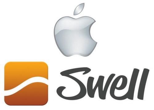 Apple compraría Swell por 30 millones de dólares