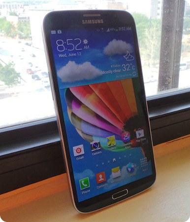 El Samsung Galaxy Mega 2 está en camino