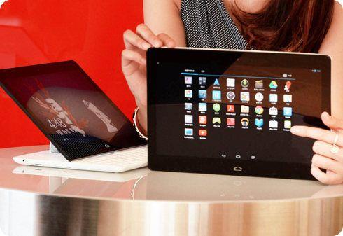 LG anuncia una nueva notebook híbrida con Android