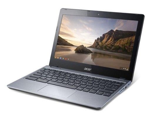 La Acer C720 recibe un nuevo procesador