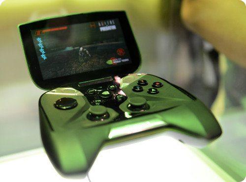 La próxima consola Shield de Nvidia no será portátil