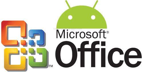 Microsoft ya está probando las apps de Office para Android