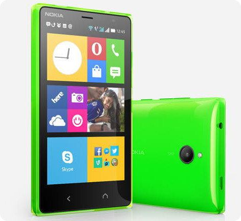 Nokia X se mudará a Windows Phone