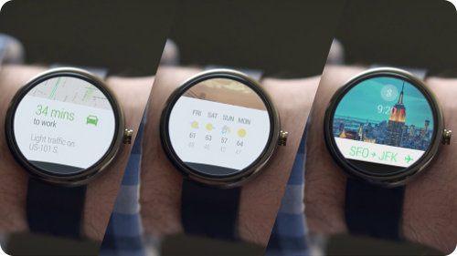 Nuevos detalles del Moto 360