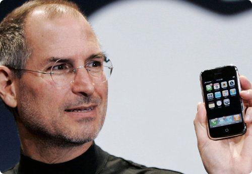 Purple era el nombre del iPhone original