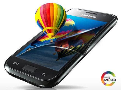 Samsung tiene problemas para vender la tecnología Super AMOLED