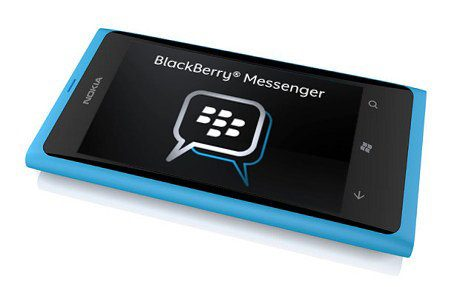 Windows Phone recibe la versión beta de BBM
