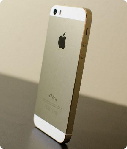 iPhone 5S el smartphone más vendido a nivel mundial