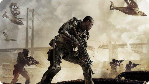 Espectacular trailer del modo multijugador de Call of Duty: Advanced Warfare