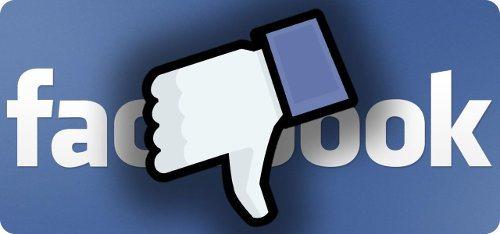 Facebook tuvo una nueva caída