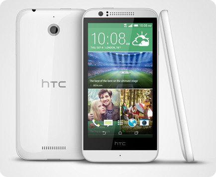 HTC anuncia el Desire 510 con procesador de 64 bits