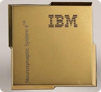 IBM anuncia su chip neurosináptico